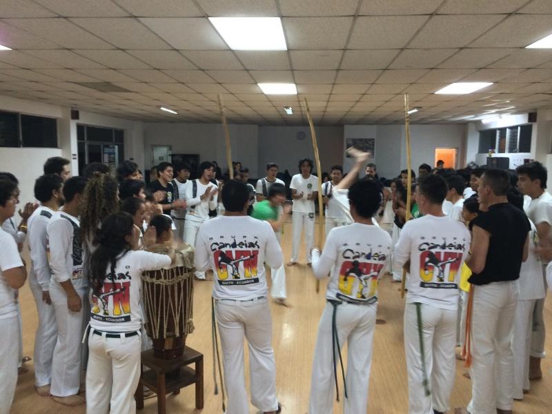 Rodas de Capoeira  2017 Sedes Candeias