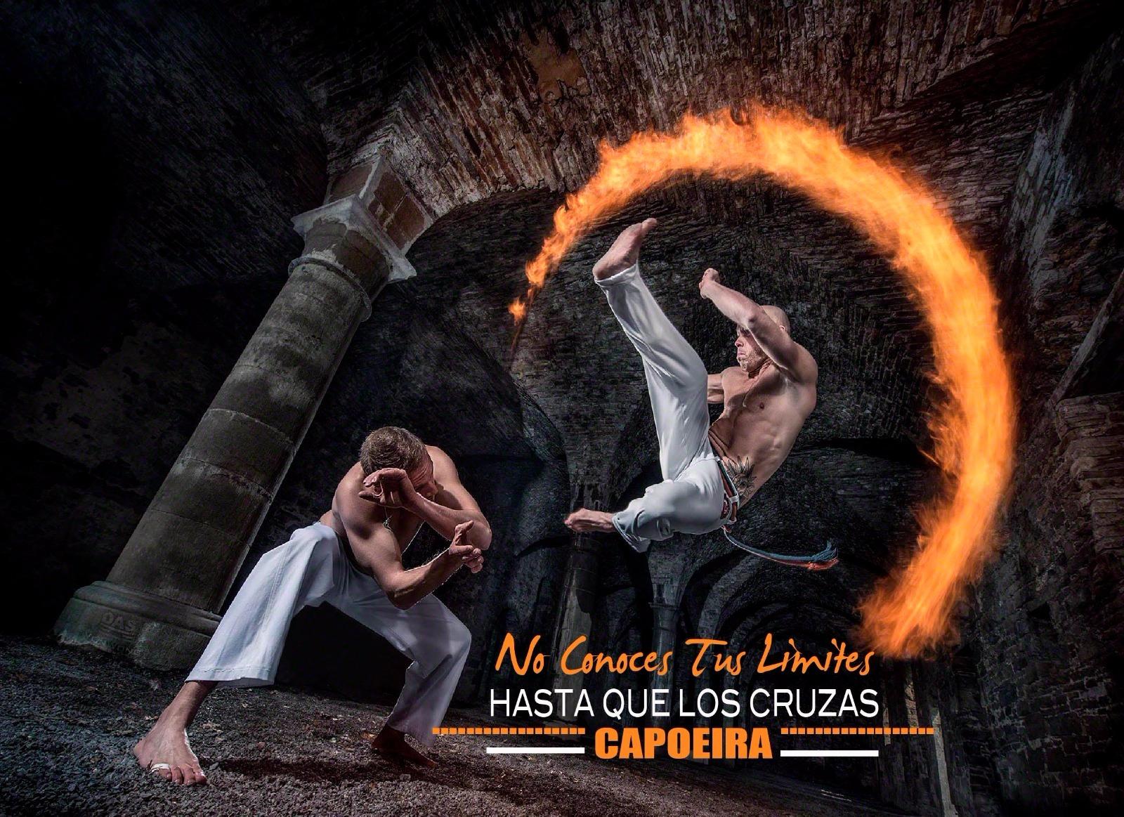 ¿Cuando utilizar la violencia en el juego de la capoeira?