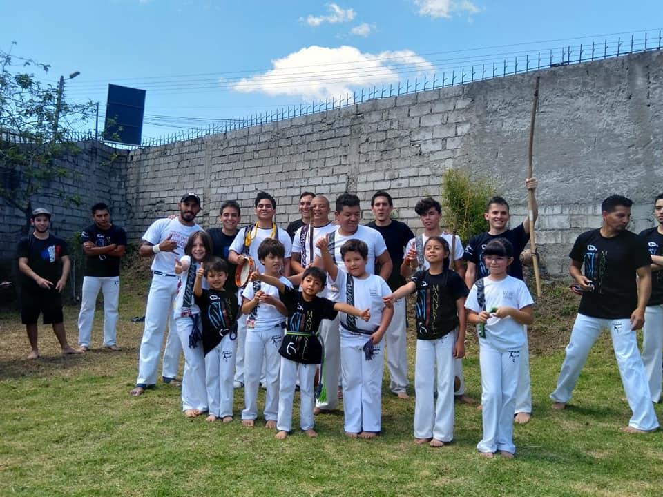 Capoeira Candeias Kids