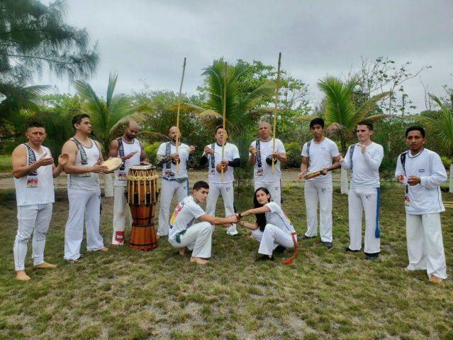 Rodas de Capoeira Grupo Candeias